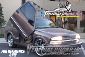 GMC Jimmy 1995-2006 4DR Vertical Lambo Doors Conversion Kit