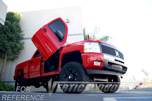 GMC Sierra 2014-2018 Vertical Lambo Doors Conversion Kit