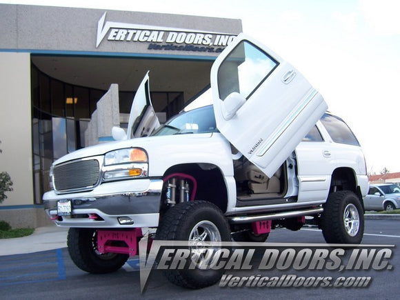 GMC Yukon / Yukon XL 2000-2006 Vertical Lambo Doors Conversion Kit