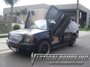 GMC Yukon / Yukon XL 2007-2010 Vertical Lambo Doors Conversion Kit