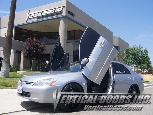 Honda Accord 2003-2007 4DR Vertical Lambo Doors Conversion Kit