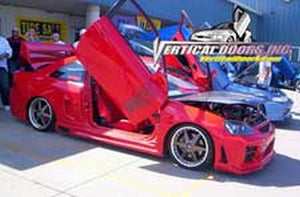 Honda Civic 2001-2005 Vertical Lambo Doors Conversion Kit