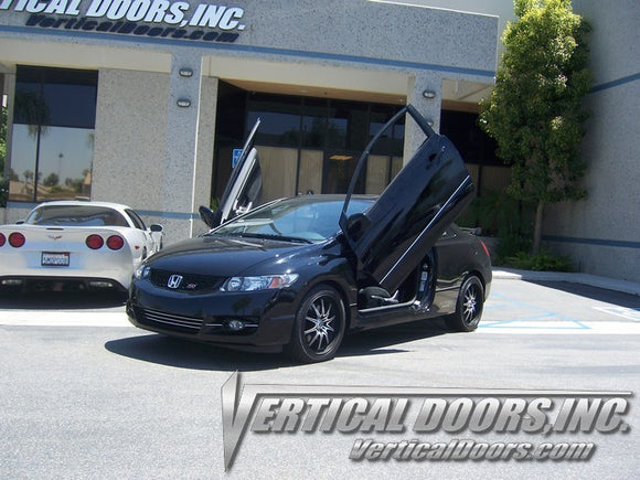 Honda Civic 2006-2011 2DR Vertical Lambo Doors Conversion Kit