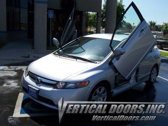 Honda Civic 2006-2011 4DR Vertical Lambo Doors Conversion Kit