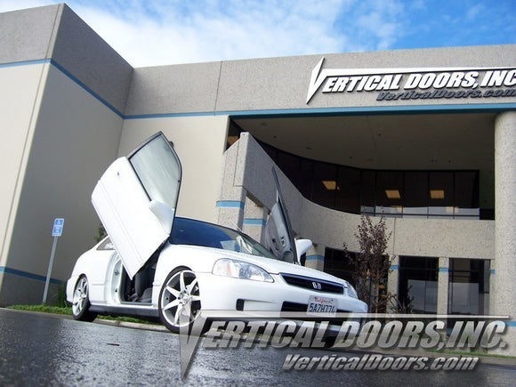 Honda Civic 1996-2000 Vertical Lambo Doors Conversion Kit