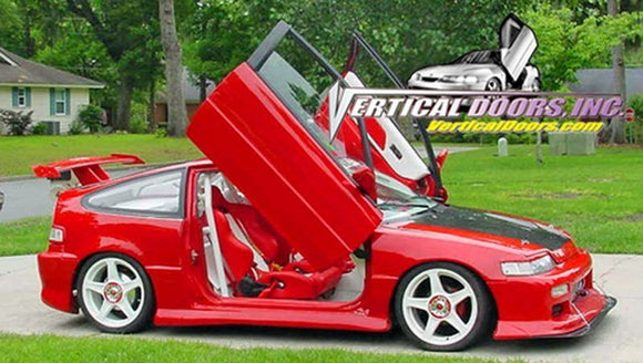 Honda Civic/CRX 1988-1991 HB/4DR Vertical Lambo Doors Conversion Kit