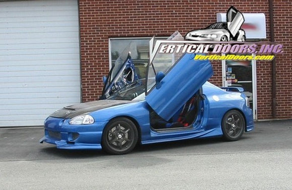 Honda Del Sol 1993-1997 Vertical Lambo Doors Conversion Kit
