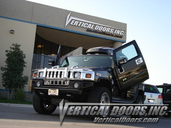 Hummer H2 2003-2009 Vertical Lambo Doors Conversion Kit
