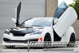 Hyundai Genesis Coupe 2009-2015 Vertical Lambo Doors Conversion Kit