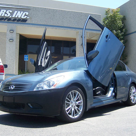 Infiniti G37 Coupe 2008-2014 Coupe Vertical Doors
