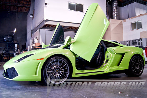 Lamborghini Gallardo 2003-2014 Vertical Lambo Doors Conversion Kit