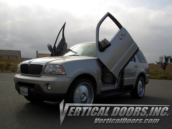 Lincoln Aviator 2004-2006 Vertical Doors -Special Order-