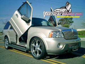 Lincoln Navigator 2003-2005 Vertical Lambo Doors Conversion Kit