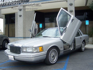 Lincoln Town Car 1990-1997 Vertical Lambo Doors Conversion Kit