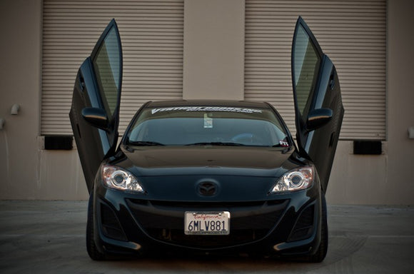 Mazda 3 2010-2013 Vertical Lambo Doors Conversion Kit