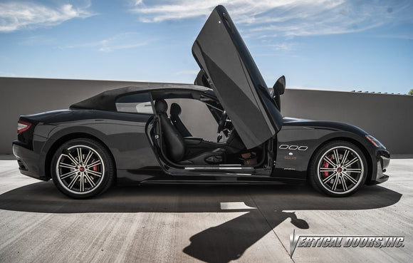 GranTurismo 2007-2018 Vertical Lambo Doors Conversion Kit