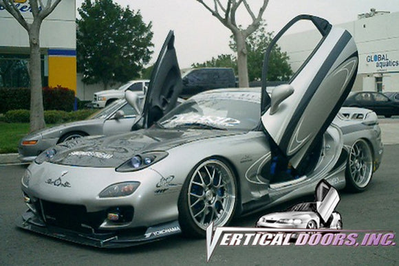 Mazda RX7 1993-1997 Vertical Lambo Doors Conversion Kit