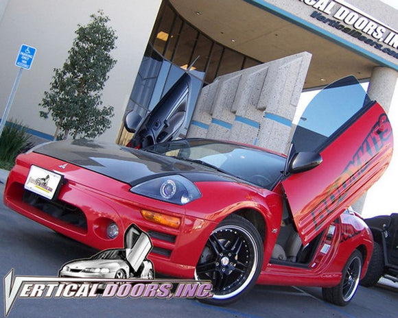 Mitsubishi Eclipse 2000-2005 Vertical Lambo Doors Conversion Kit