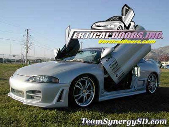 Mitsubishi Eclipse 1995-1999 Vertical Lambo Doors Conversion Kit