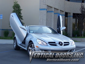 Mercedes SLK 2005-2010 Vertical Lambo Doors Conversion Kit