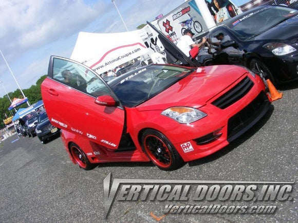 Nissan Altima 2008-2013 2DR Vertical Lambo Doors Conversion Kit