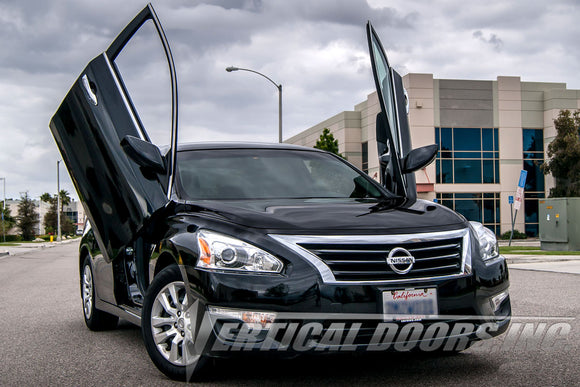 Nissan Altima 2013-2016 4DR Vertical Lambo Doors Conversion Kit