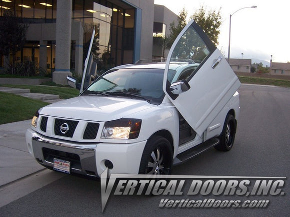 Nissan Armada 2003-2015 Vertical Lambo Doors Conversion Kit