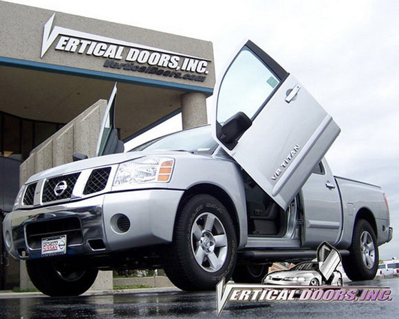 Nissan Titan 2003-2015 Vertical Lambo Doors Conversion Kit