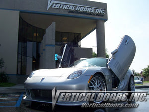 Pontiac Solstice 2006-2010 Vertical Lambo Doors Conversion Kit