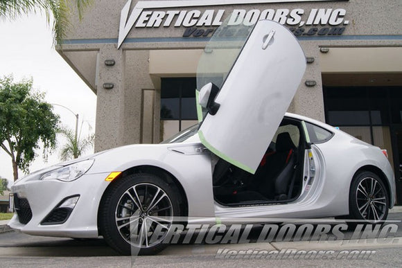 Scion FRS 2012-2018 2DR Vertical Lambo Doors Conversion Kit