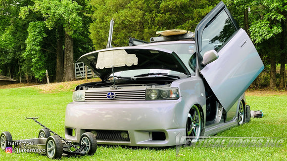 Scion XB 2004-2007 Vertical Doors
