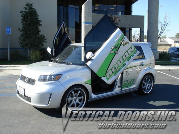 Scion XB 2008-2015 Vertical Lambo Doors Conversion Kit