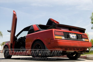 Toyota MR2/MRS 1984-1989 2DR Vertical Doors -Special Order-