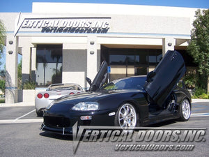 Toyota Supra 1993-2002 Vertical Lambo Doors Conversion Kit