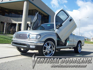 Toyota Tacoma Truck 1995-2004 Vertical Lambo Doors Conversion Kit