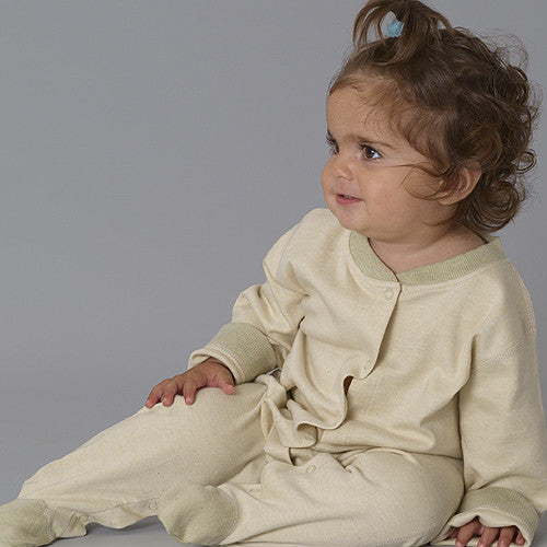 organic cotton baby romer