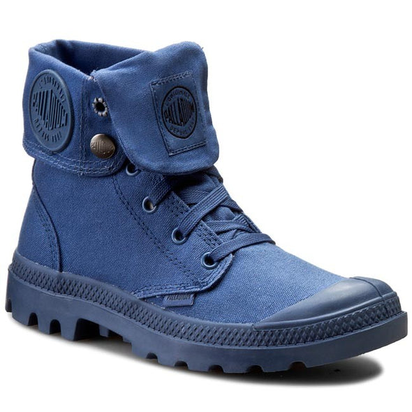 PALLADIUM Mono Chrome Baggy Dust Blue Unisex Sneakers Hiking Boots