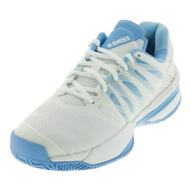 K-SWISS Ultrashot Women's Athletic Performance Shoes in White/Aquarius
