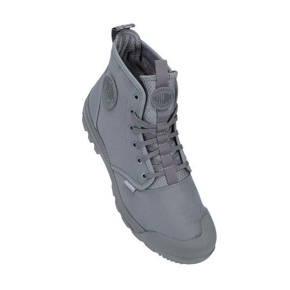 PALLADIUM PampaTech Hi TXN Unisex High Top Canvas Boots in Monument