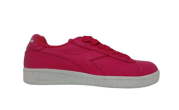 DIADORA Hot Pink Low Top Athletic Skate Sneakers Women's Size 7