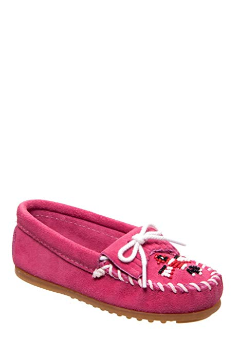 Minnetonka Pink Thunderbird II (Toddler/Little Kid/Big Kid) #2605