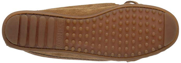 Minnetonka Women's #407J Taupe Me to We Maasai