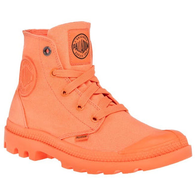 PALLADIUM Mono Chrome Baggy Bright Orange Unisex Sneakers Hiking Boots