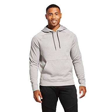 Champion C9 Tech Fleece Men's Performance Hoodie in Grey