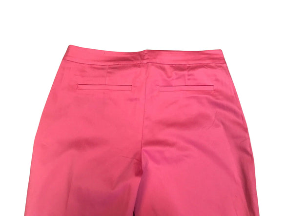 NYDJ Not Your Daughters Jeans Corynna PINK PETAL Ankle Sateen Pant Petite