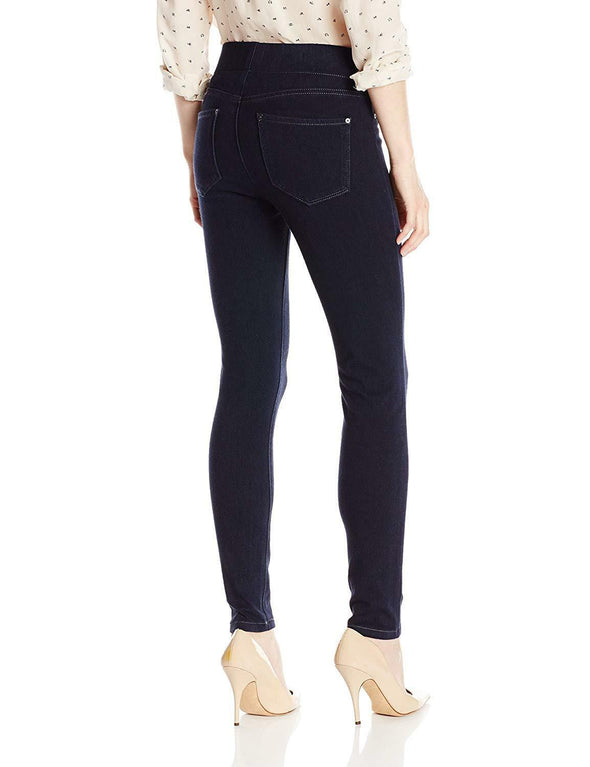 NYDJ Not Your Daughters Jeans Joanie Skinny Fairmead Blue Denim Legging Petite
