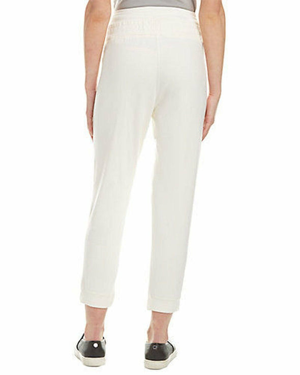 NYDJ Women's Fit Solution City Pants VANILLA CREAM Athleisure Leggings