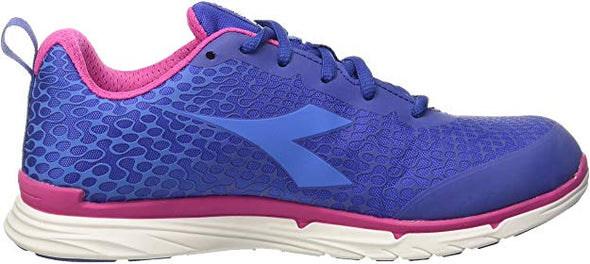 DIADORA NJ-303-2 Classic Navy/Royal Athletic Running Sneakers Women's Size 7