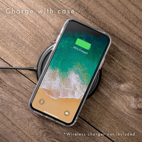 LAUT - HUEX Metallics Case for iPhone X with Anti-Scratch 360° Protection
