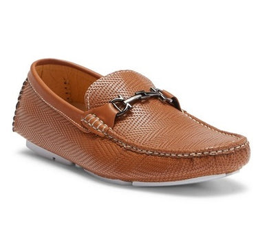 XRay Biarchedi Tan Driving Moccasin Loafers Men's Size 10